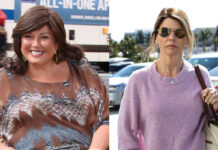 Abby Lee Miller and Lori Loughlin