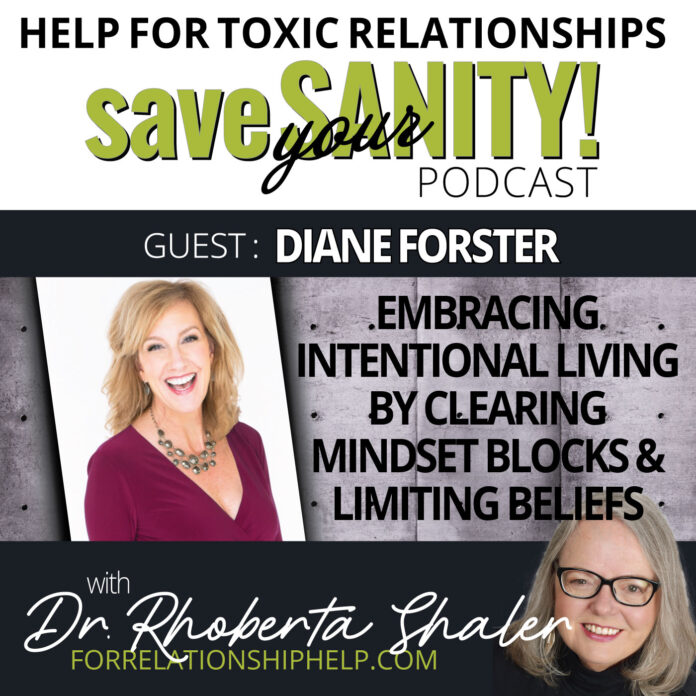 Embracing Intentional Living By Clearing Mindset Blocks & Limiting Beliefs 1