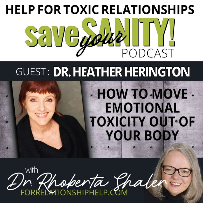 How To Get Emotional Toxicity Out Of Your Body 1