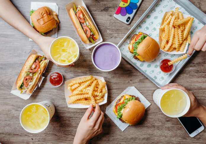 Shack Classics with Manila Exclusives, Ube Shake and Calamansie Limeade