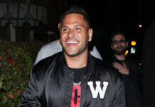 Ronnie Ortiz-Magro Marriage