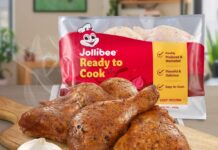 Jollibee launches the New Ready to Cook Garlic Pepper Marinated Chicken