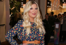 Tori Spelling daughter stella