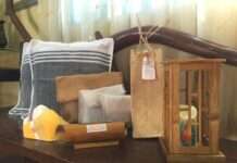Likhang Maragondon's variety of handwoven and handcrafted local products