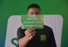SMART GIGAMANIA MILLIONAIRE. A 19-year-old criminology student from Vintar, Ilocos Norte wins the P10 million grand prize in the recently concluded Smart GigaMania. Through the promo, Smart gave away P30 million worth of prizes and weekly freebies from December to April 2021 as a way of giving back to loyal and new subscribers. To know more about Smart