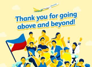 Cebu Pacific gifts Philippine Olympic delegation with free flights